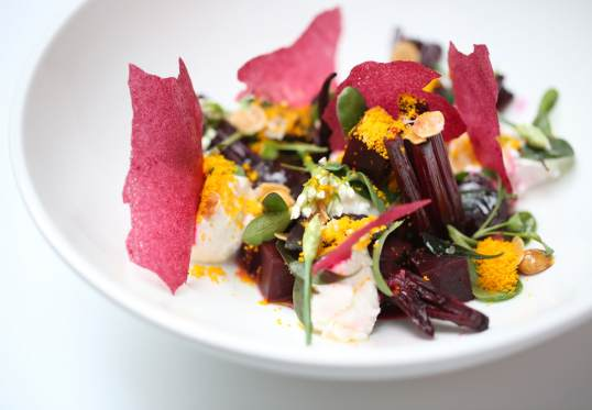 Brompton_Asian_Brasserie_2013_-_BABbN_BeetrootGoatsCheeseSalad5_web@gallerymain