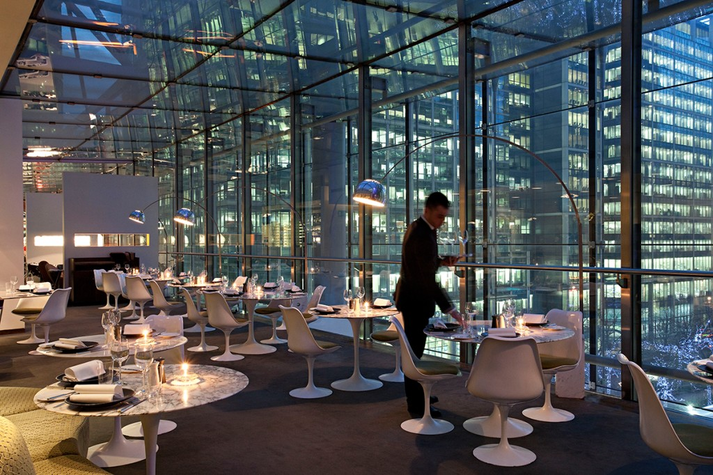 Plateau, Canary Wharf, London | The Concierge Circle ...